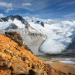 Icemaker Mountain Coast Mountains British Columbia