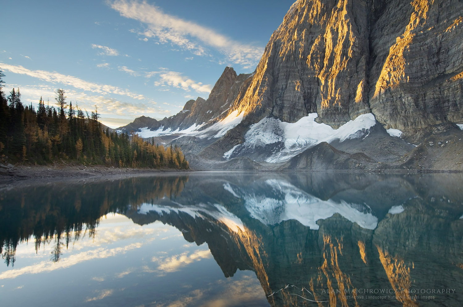 Floe Lake Kootenay National Park