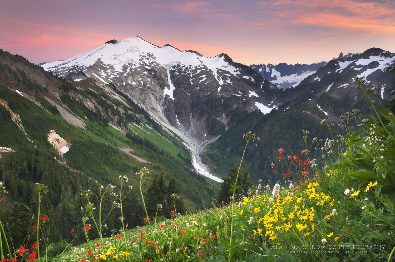 Ruth Mountain North Cascades