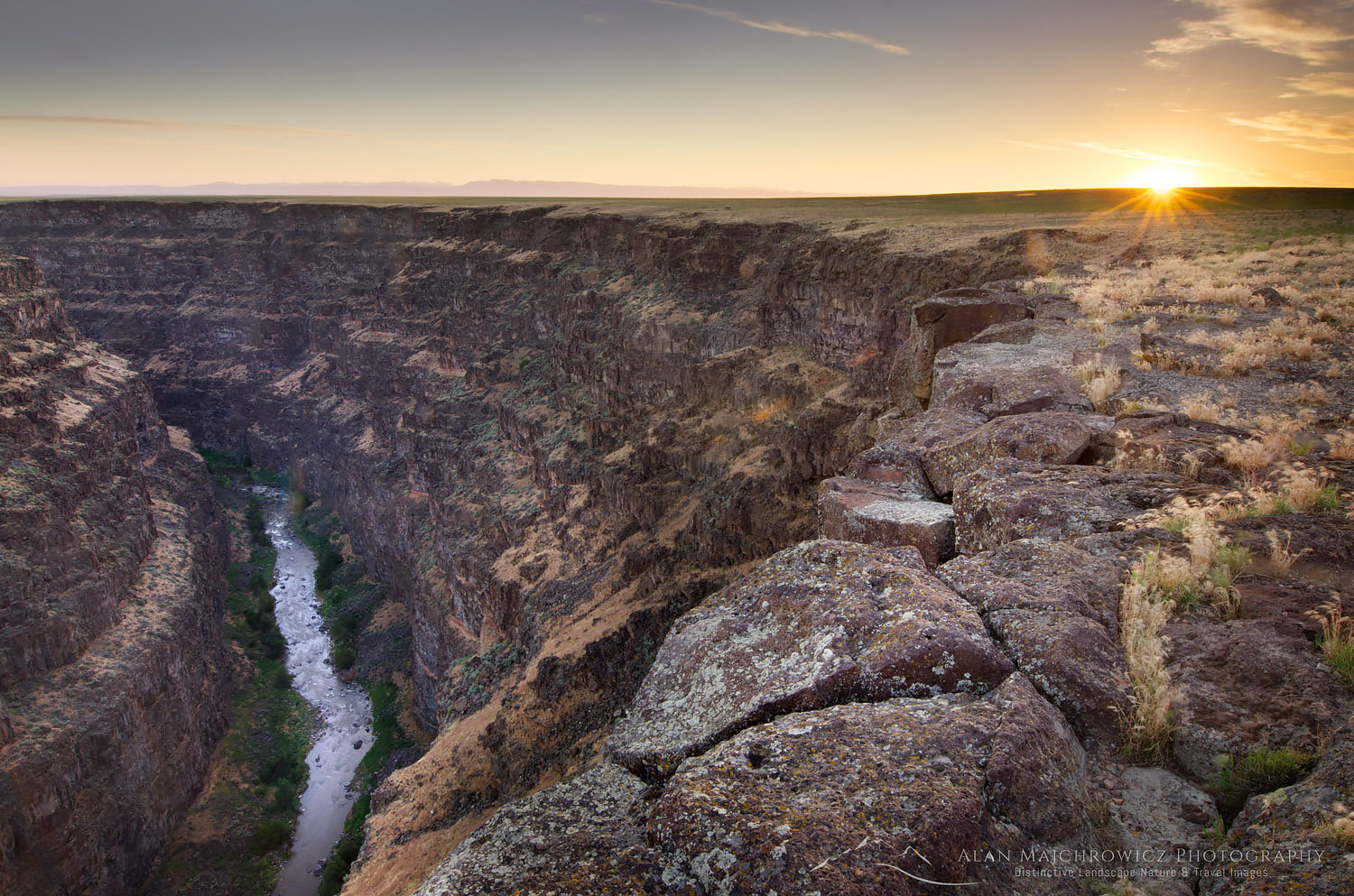 Bruneau River Canyon Overlook Idaho