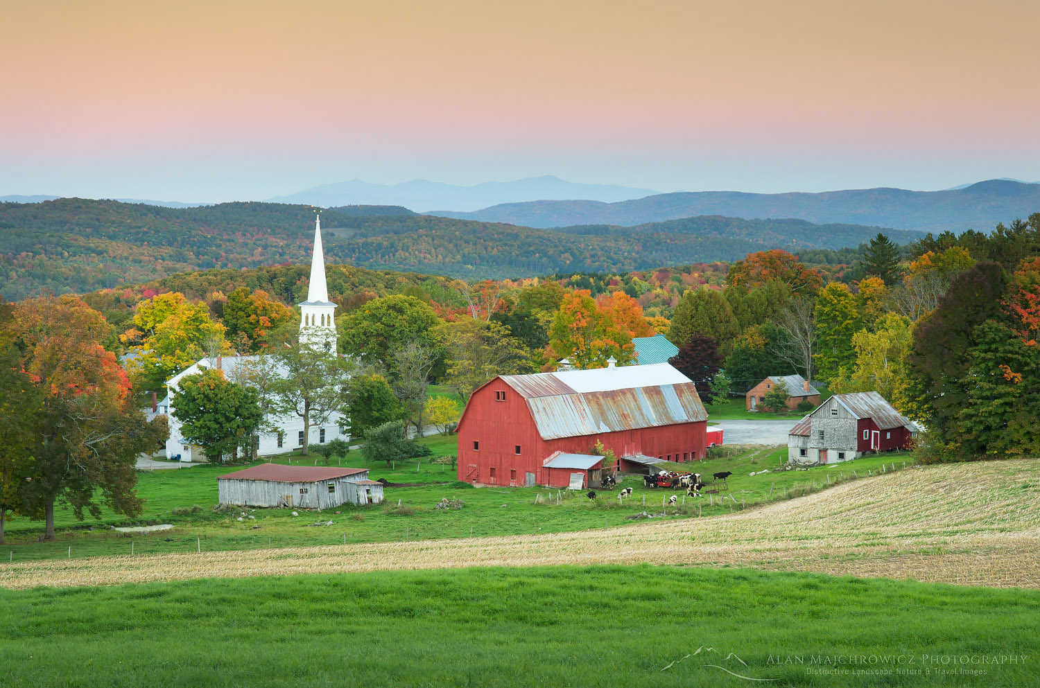 Peacham, Vermont New Images Part 2 New England
