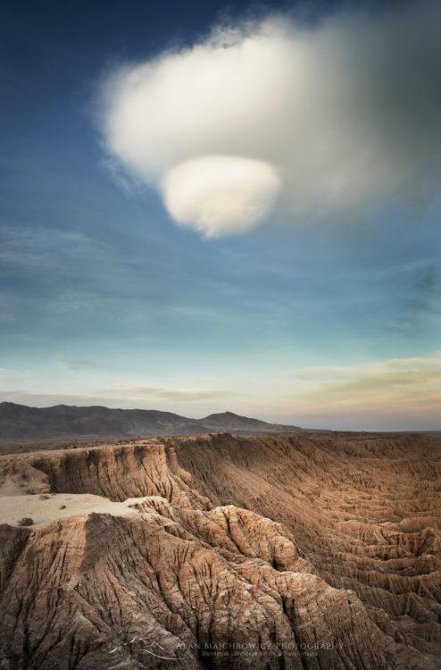 Borrego Badlands, California