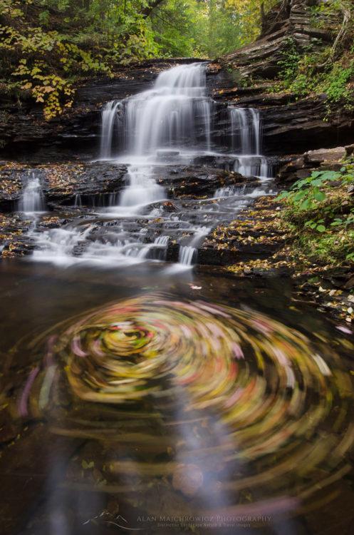 Onondaga Falls, Ricketts Glen