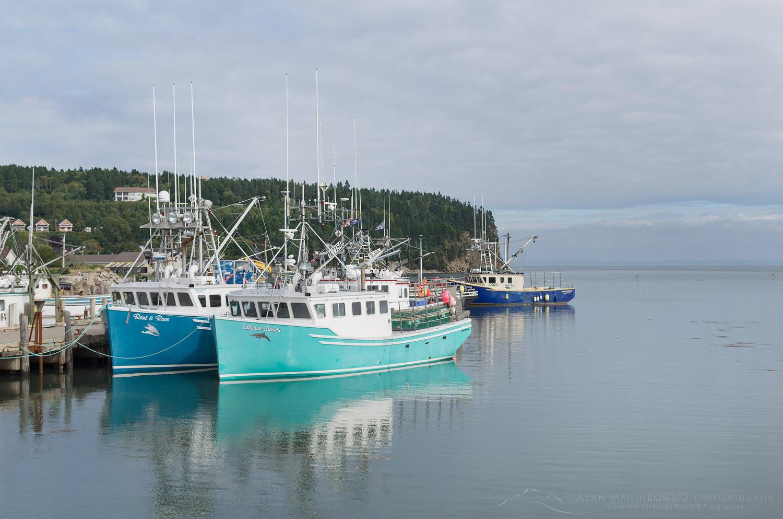 Fishing Boats New Brunswick