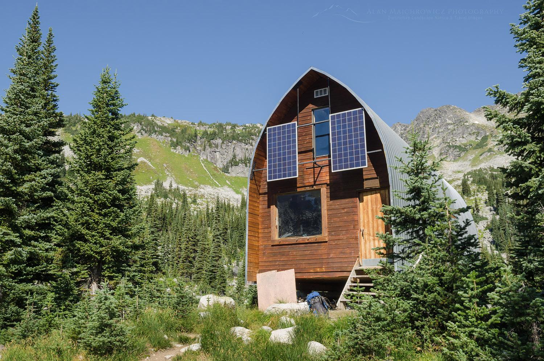 Wendy Thompson Hut British Columbia