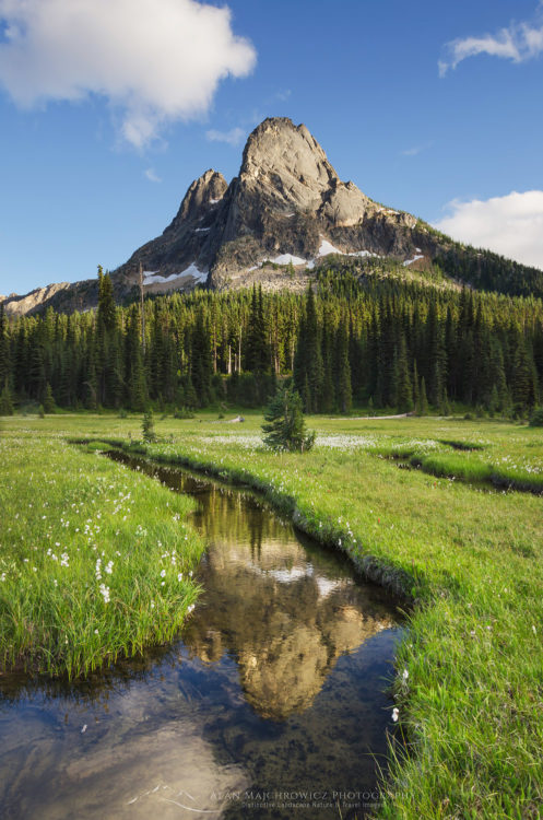Liberty Bell Mountain Washington Pass