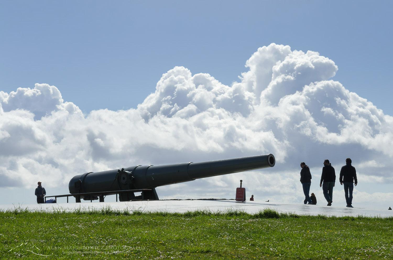 10 inch gun, Fort Casey State Park