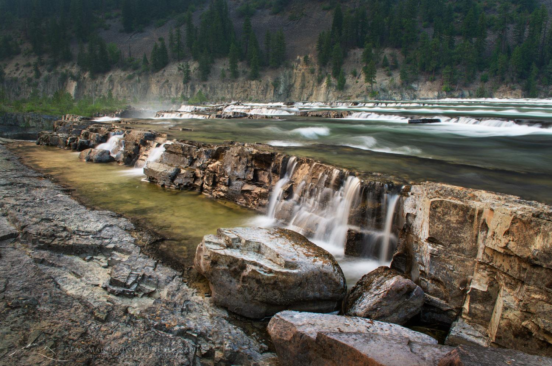 Kootenai Falls Montana