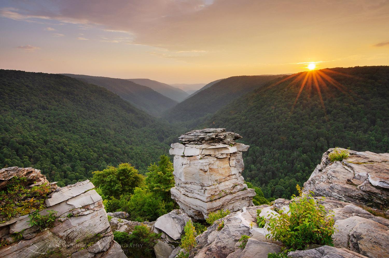 Lindy Point Overlook West Virginia