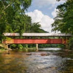 Lower Humbert Covered Bridge Pennsylvania