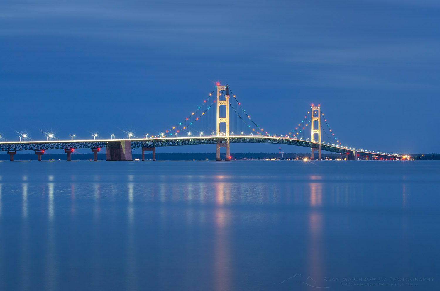 Mackinac Bridge Michigan #63748 New Images Michigan Minnesota South Dakota Wyoming
