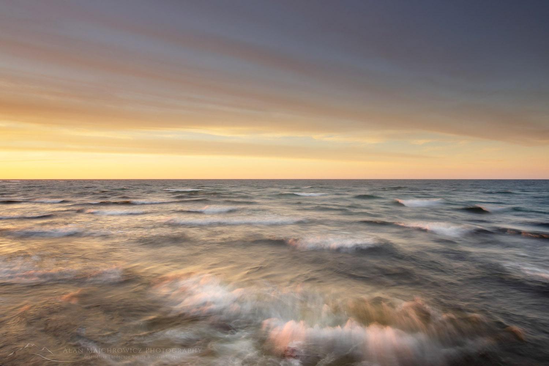 Lake Superior Au Sable Point Michigan Photo Highlights 2018