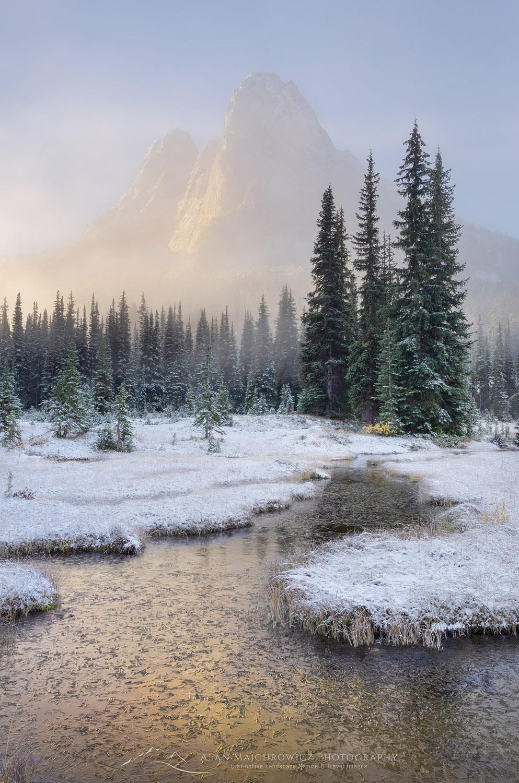 Liberty Bell Mountain North Cascades Photo Highlights 2018