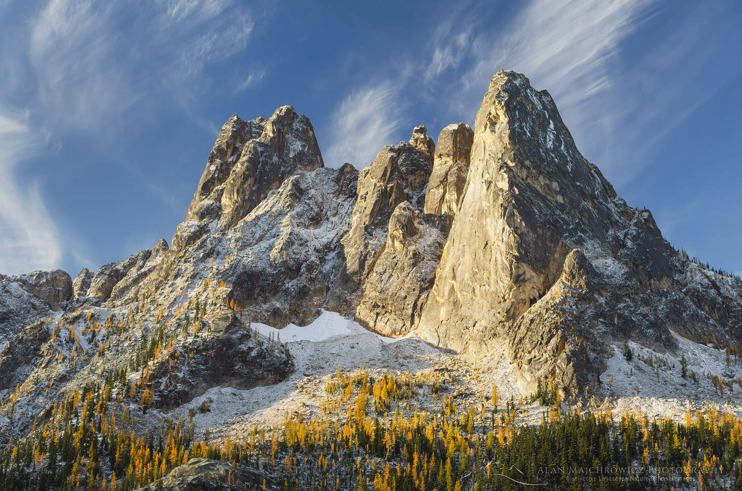 Liberty Bell Mountain North Cascades