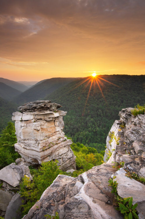 Lindy Point Overlook West Virginia Photo Highlights 2018