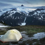 Hannegan Peak backcountry camp North Cascades