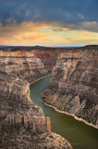 Bighorn Canyon National Monument Montana