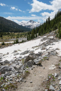Lostine River Trail, Eagle Cap Wilderness, Wallowa Mountains Oregon