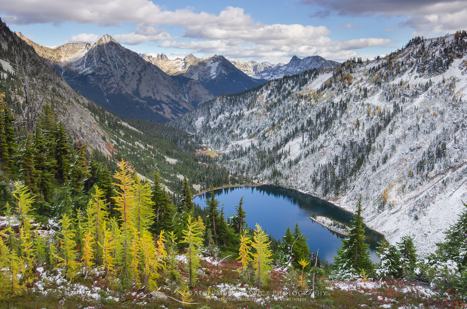 Lake Ann North Cascades