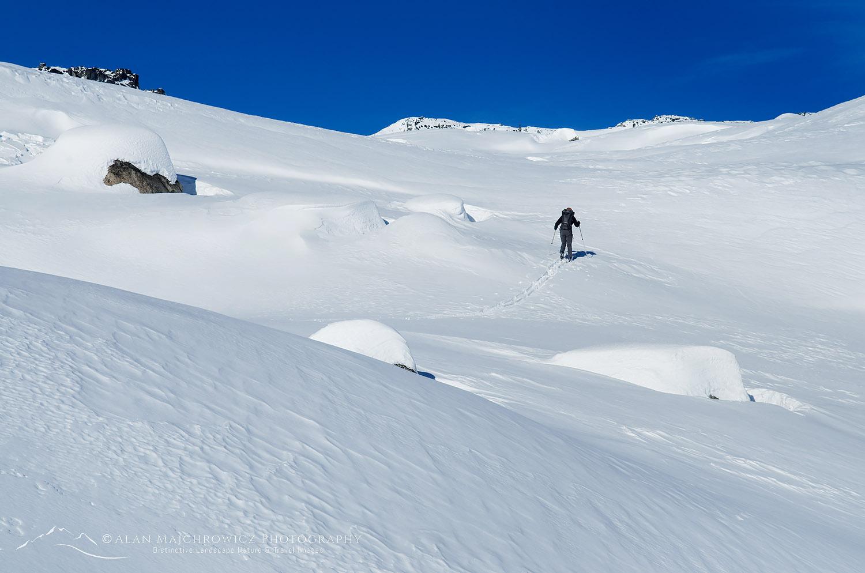 Ski Touring Coast Range B.C.