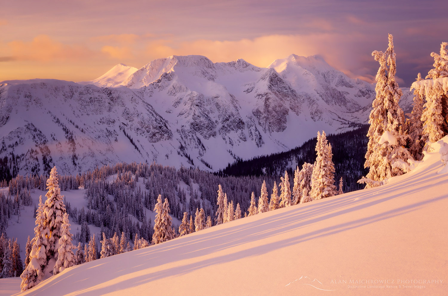 Wells Grey Provincial Park in winter Winter Photography Trip Planning