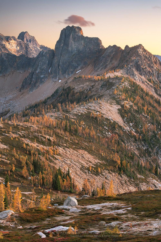 Cutthroat Peak North Cascades