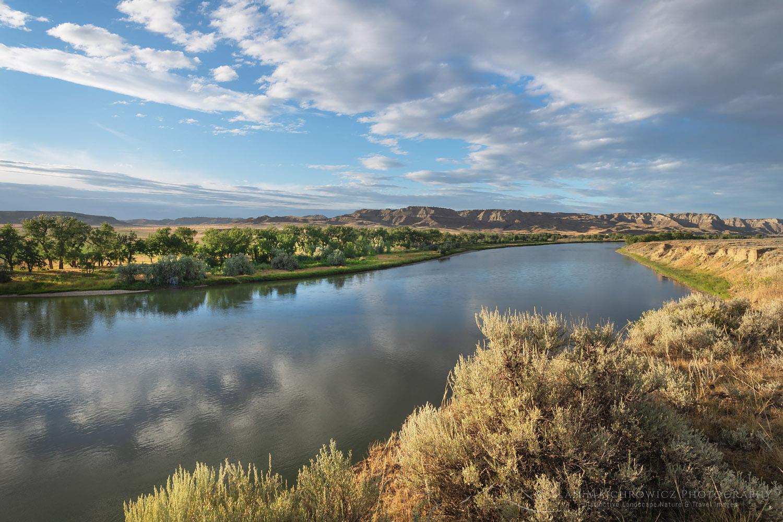 Upper Missouri River Montana