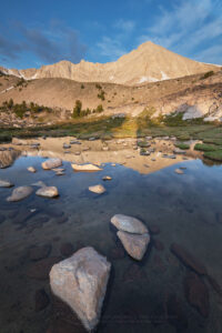 David O. Lee Peak, Cecil D. Andrus-White Clouds Wilderness Idaho